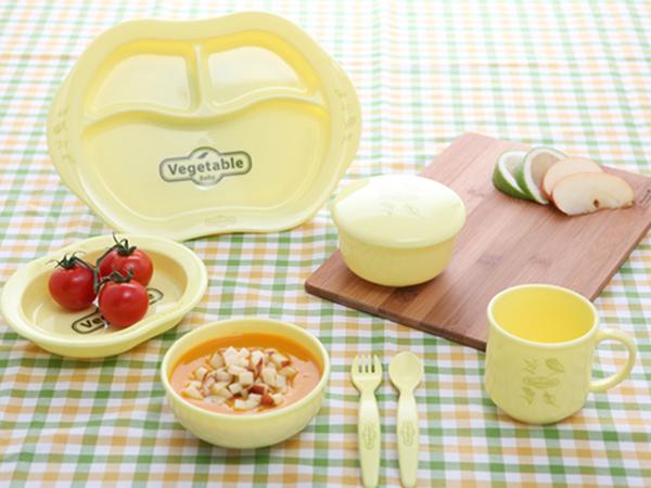 cornstarch tableware & Vegetable Baby